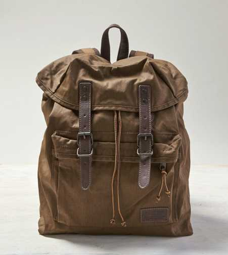 AEO Canvas Backpack