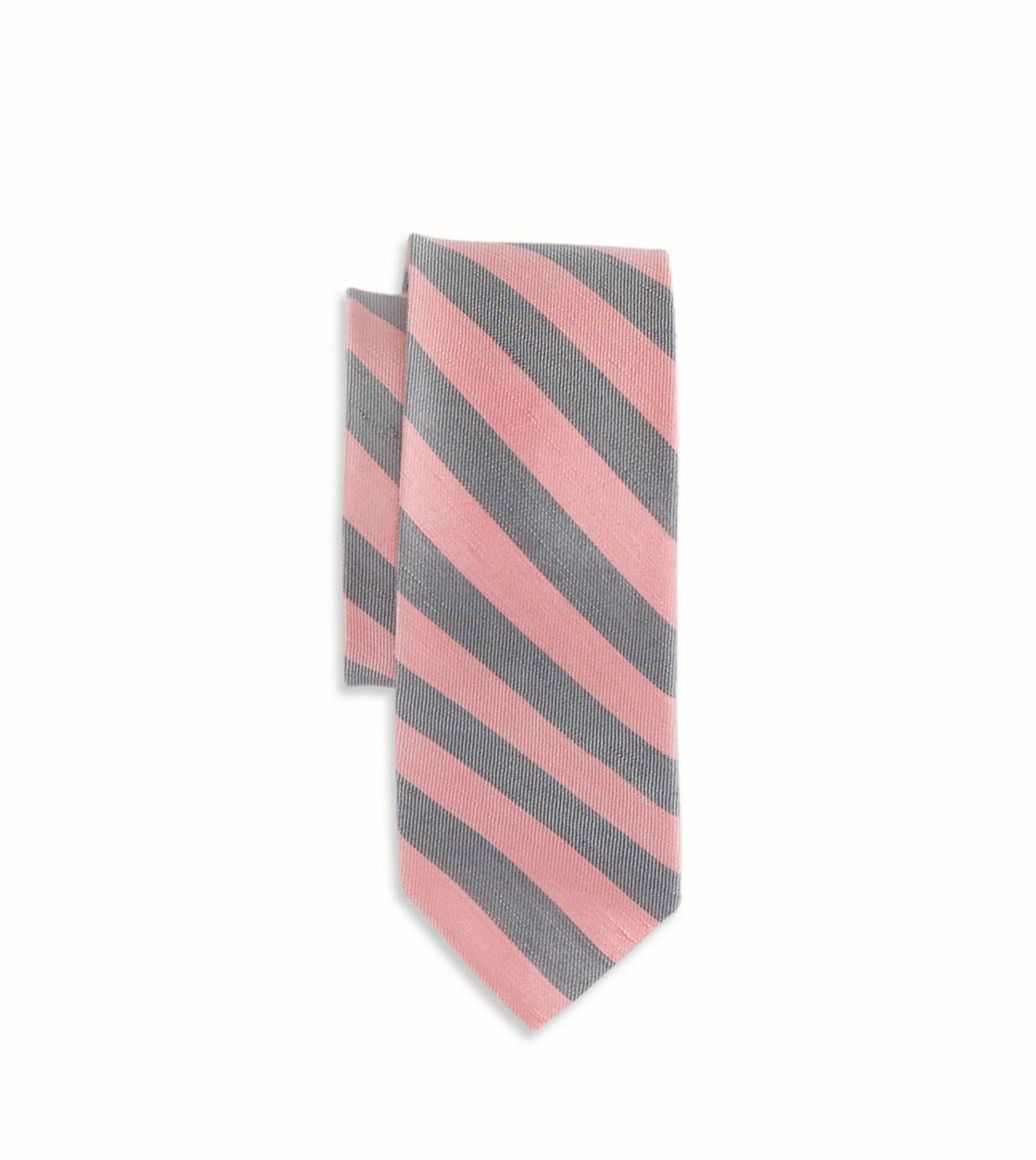 Pink AEO Striped Tie
