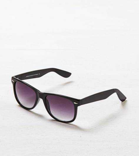Black AEO Black Icon Sunglasses
