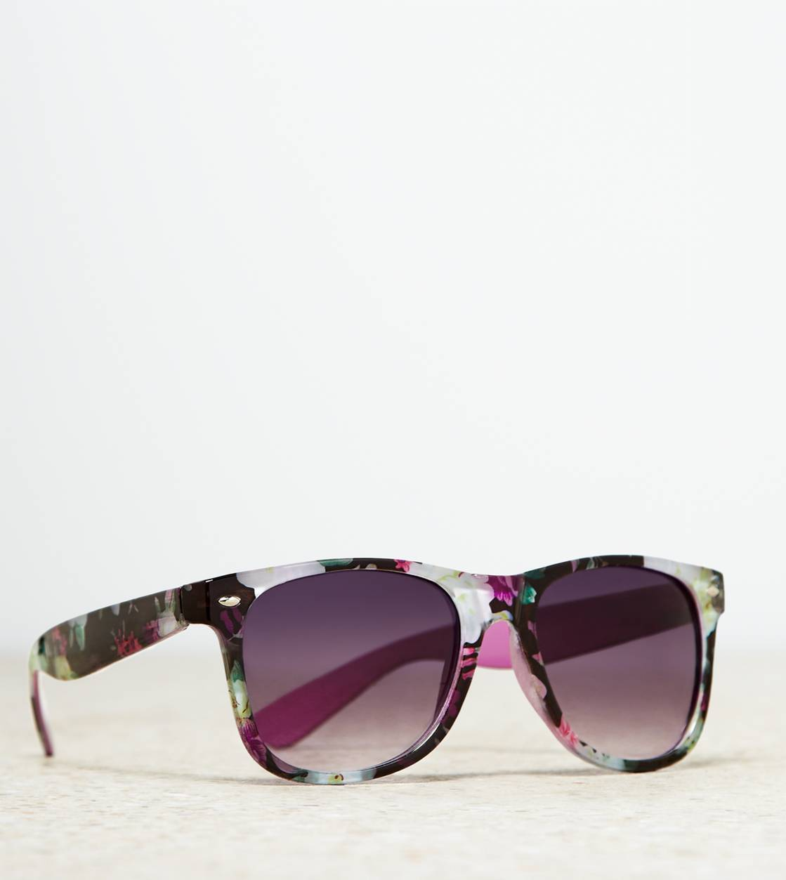 Multi AEO Printed Icon Sunglasses