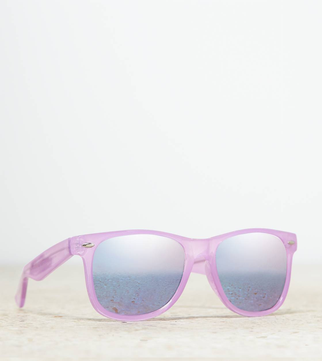 Purple AEO Purple Icon Sunglasses