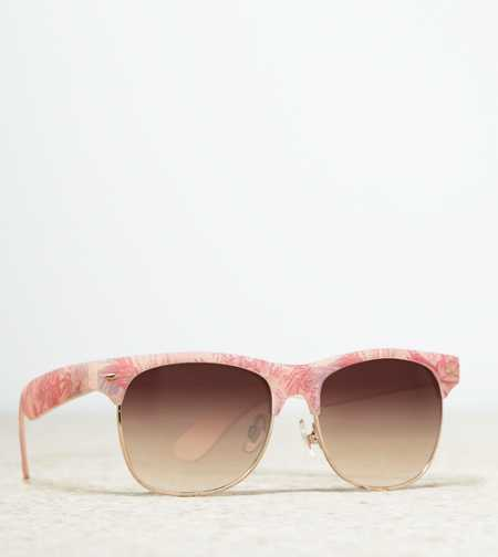 AEO Tropical Print Sunglasses - Buy One Get One 50% Off
