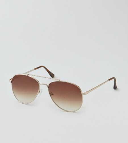 AEO Top Bar Aviator Sunglasses