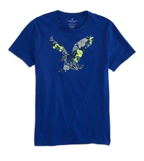 Stark AEO Factory Signature Graphic T-Shirt