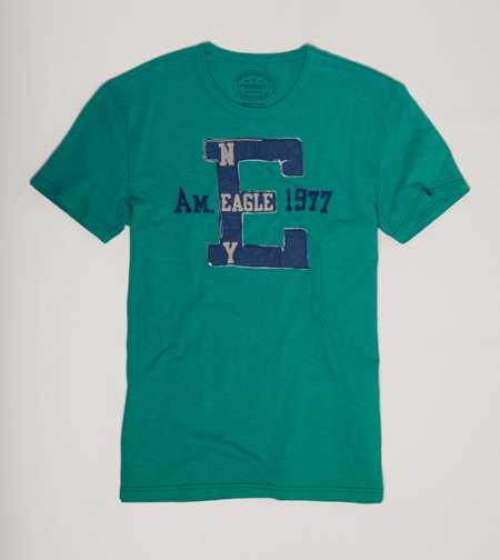 AEO Factory Applique Tee