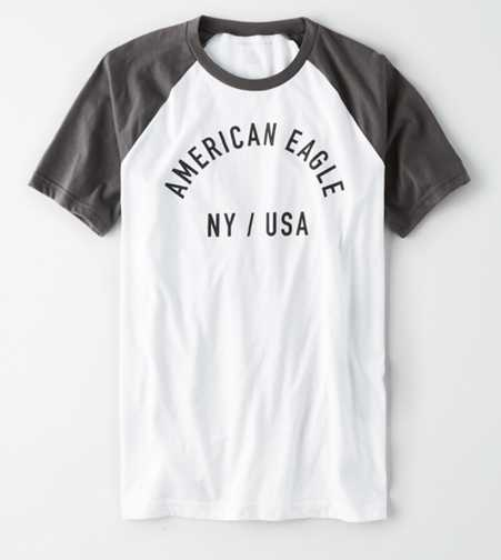 AEO Factory Graphic T-Shirt