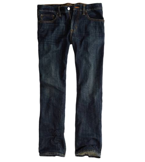 Dark Sanded Original Straight Jean
