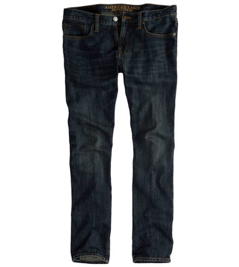 Medium Sanded Slim Straight Jean