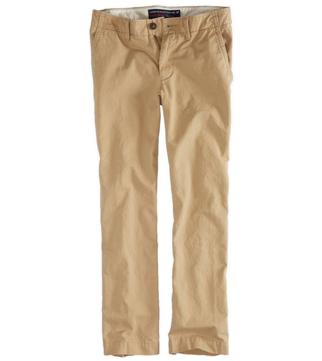 Field Khaki AEO Factory Original Straight Khaki