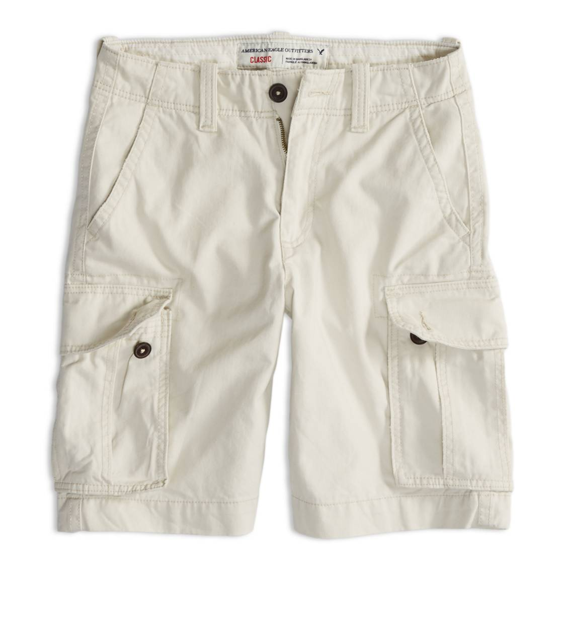 Worn Rope AEO Factory Cargo Short