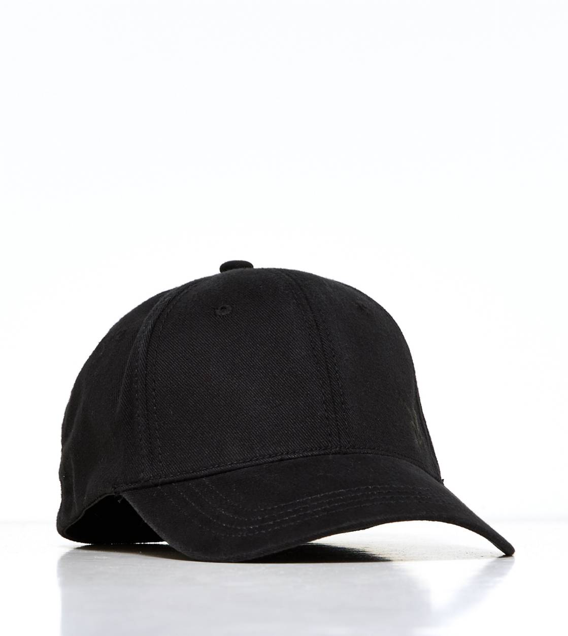 Black AEO Factory Eagle Fitted Cap
