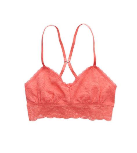 Whipped Strawberry Aerie for AEO Convertible Bralette