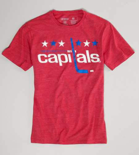 Washington Capitals NHL Tee