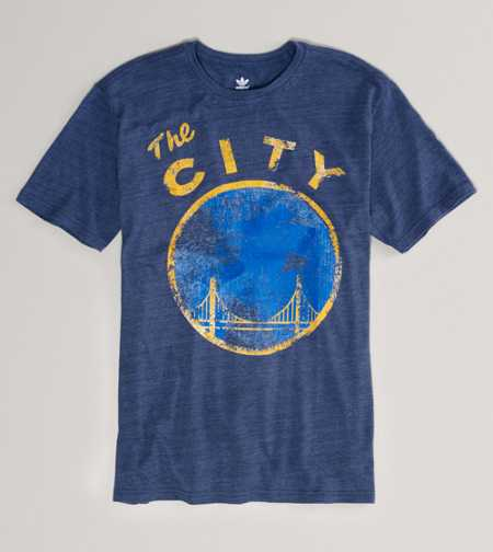 Golden State Warriors NBA Tee