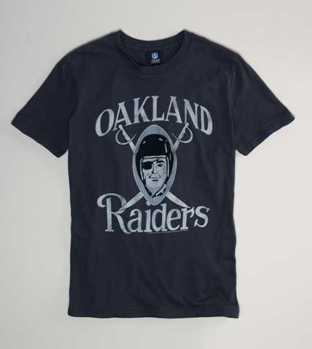 Oakland Raiders NFL T