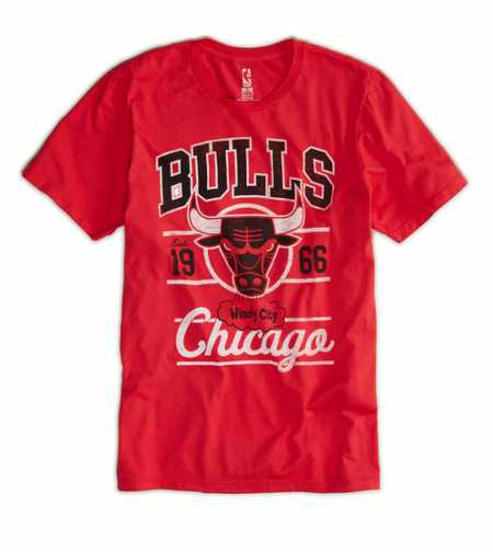 Chicago Bulls NBA Tee