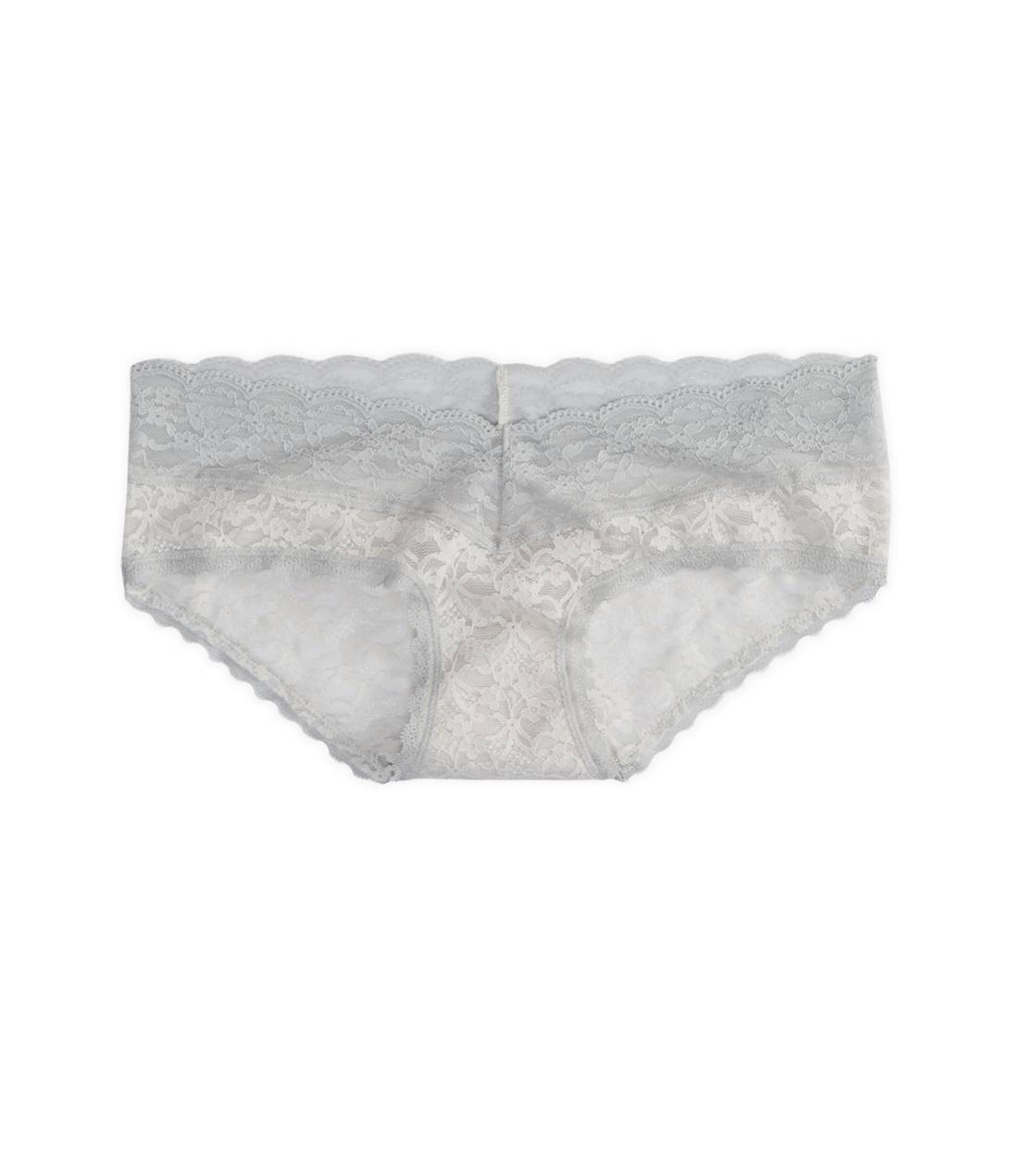 Glacier Grey Aerie for AEO Vintage Lace Boybrief