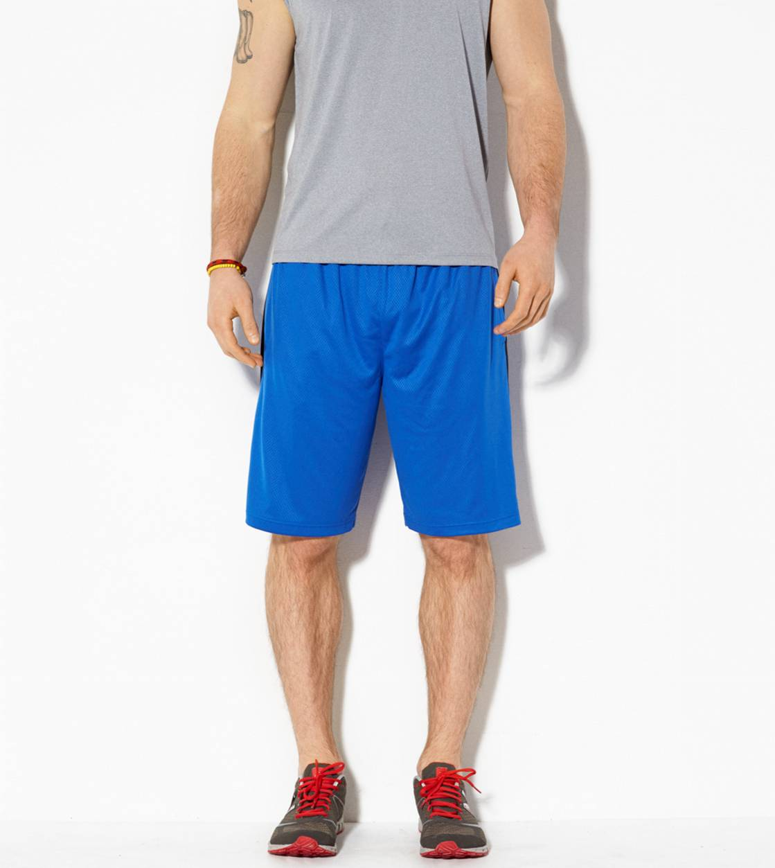 Cobalt Blue AEO Performance Workout Short