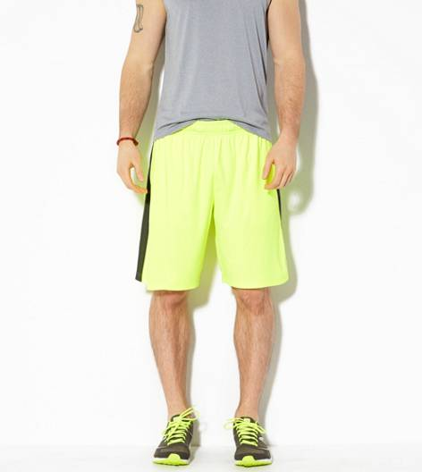 Photon Yellow AEO Performance Workout Short