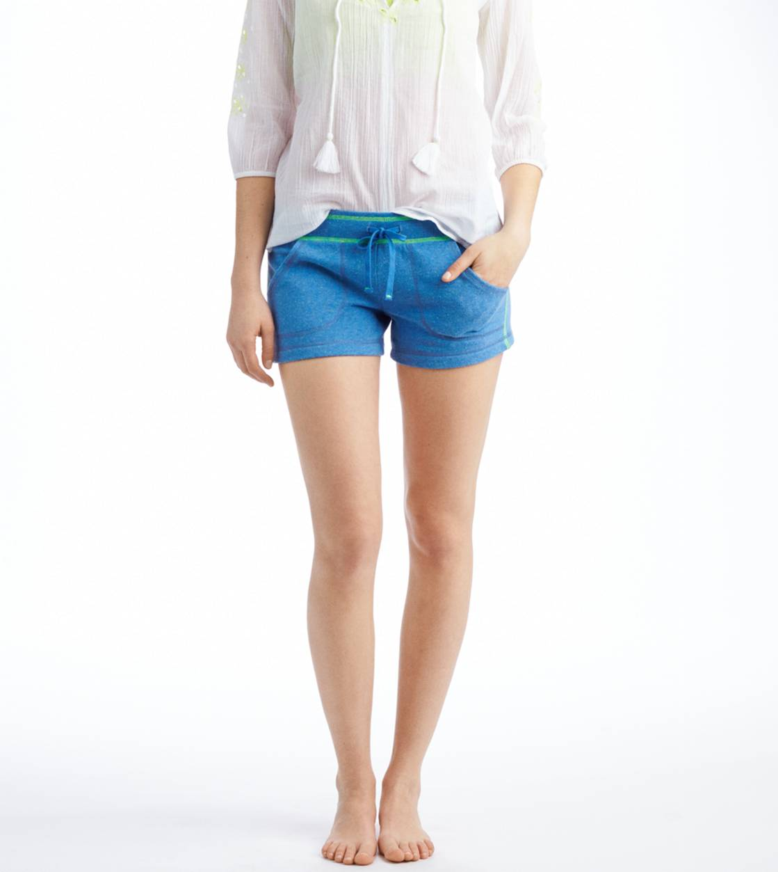 Rome Blue Aerie Sweatpant Short
