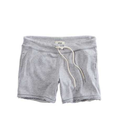 Aerie Fleece Midi Short - Take 25% Off