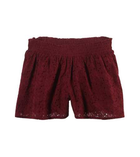 Aerie Eyelet Shortie - Take 25% Off