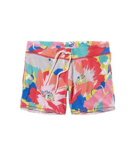 Aerie Printed Midi Short - Take 25% Off