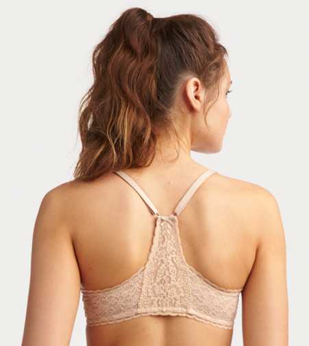 Brooke Racerback Pushup Bra - Free Shipping & Returns