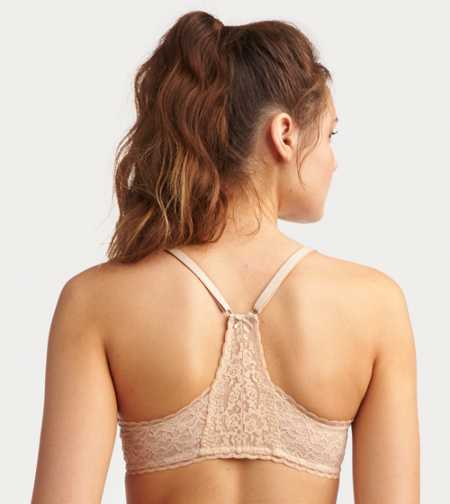 Brooke Racerback Pushup Bra - Free Boxer With a Bra Purchase