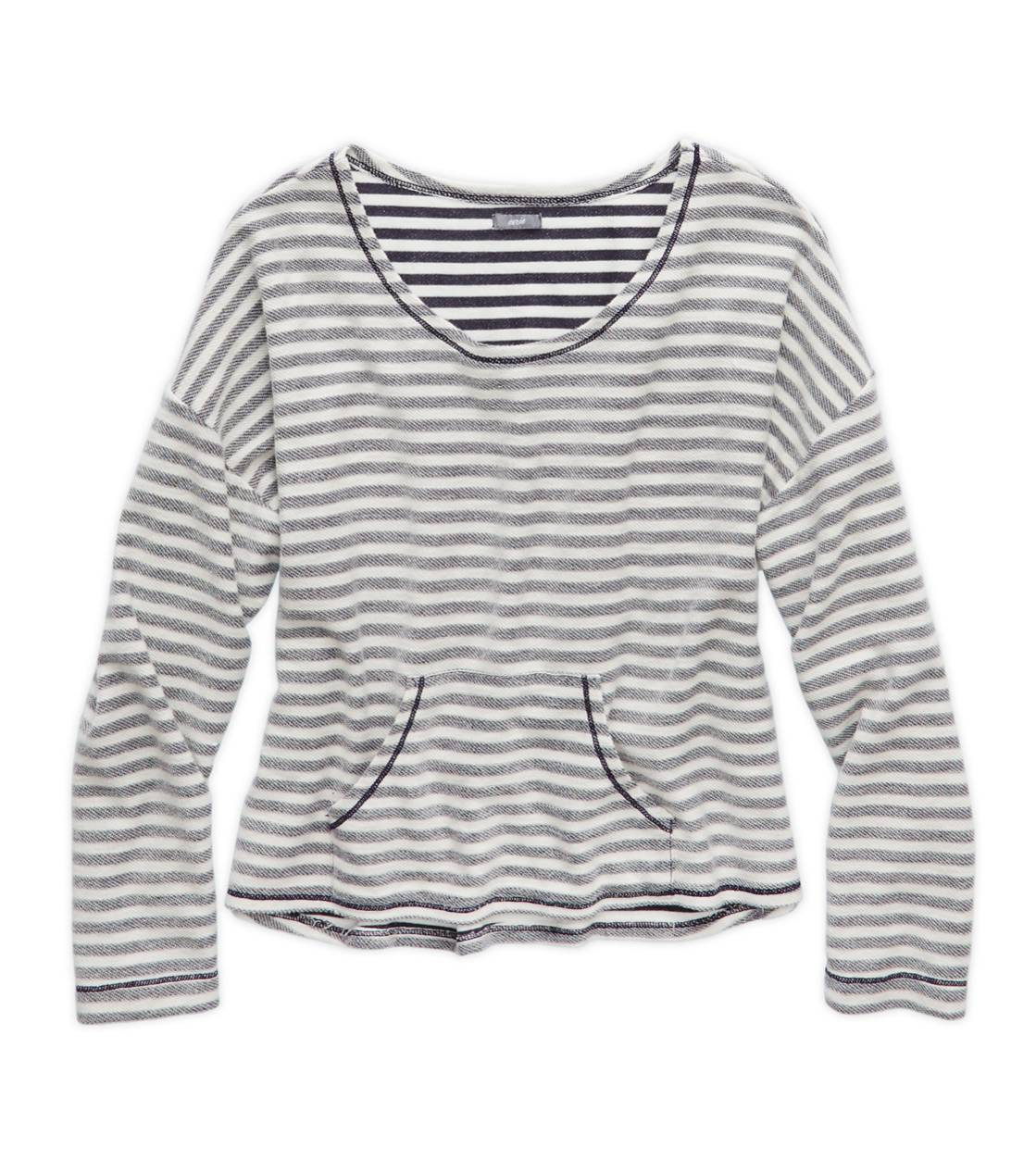 Royal Navy Aerie Inside-Out Sweatshirt