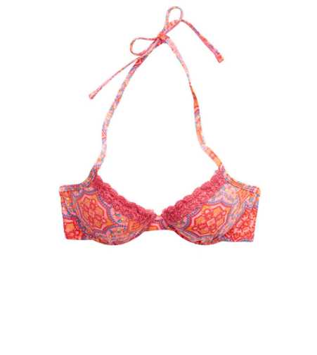 Nina  Pushup Bikini Top - Free Shipping On Swim