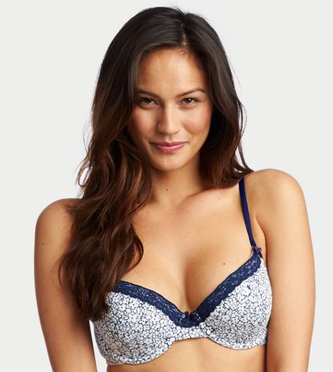 Odyssey Blue Hannah Lightly Lined Bra