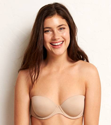 Dark Nude Audrey Multi-Way Lightly Lined Bra