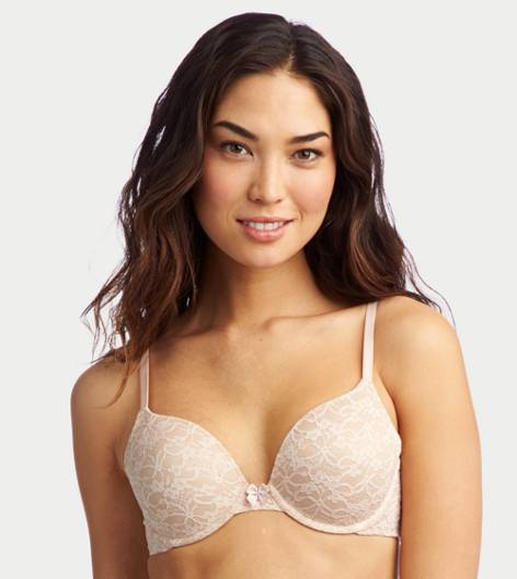 Buff Sofie Vintage Lace Lightly Lined Bra