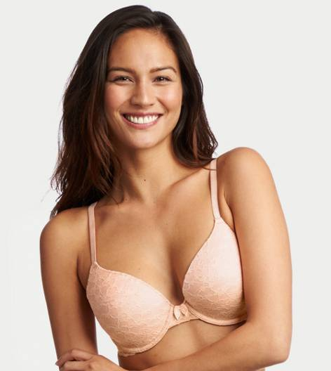 Buff Sofie Lightly Lined Bra