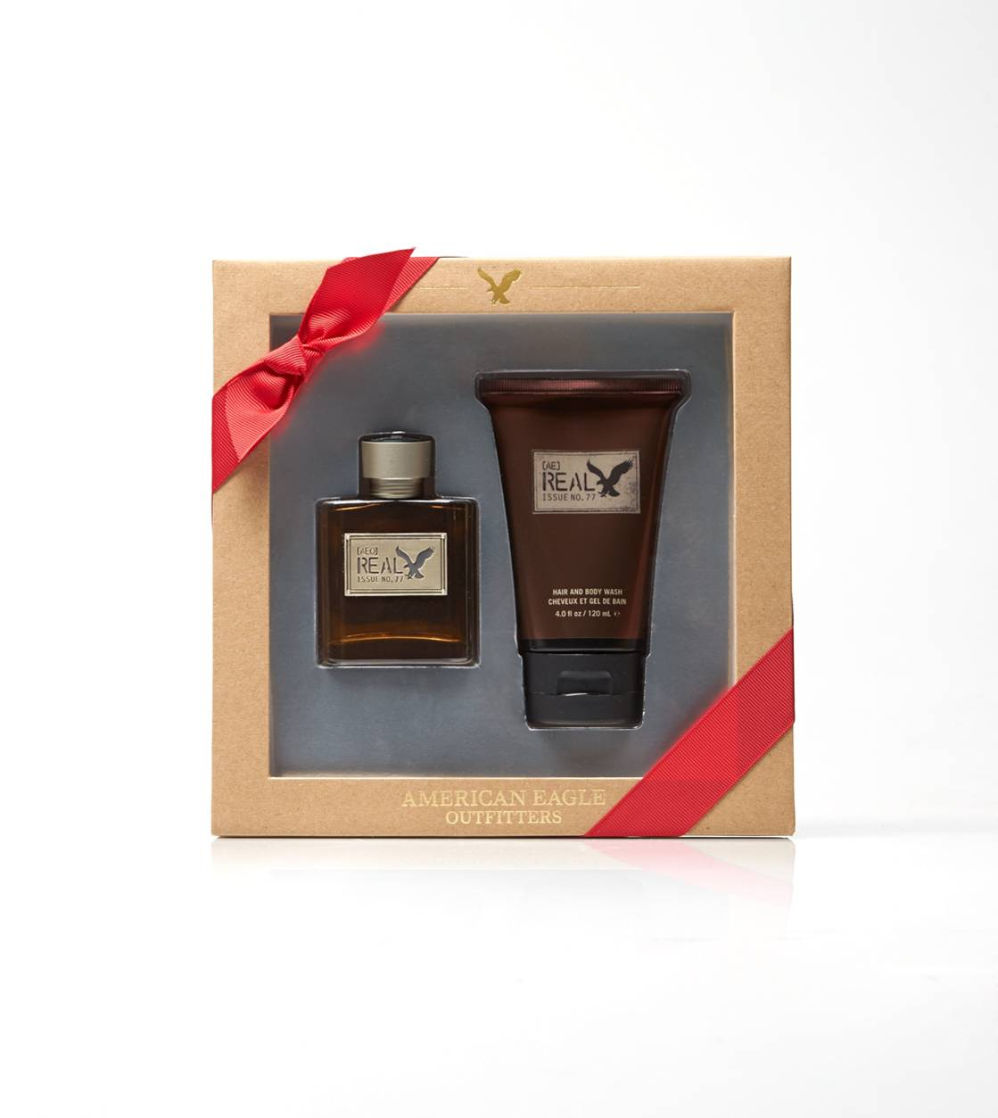 Brown AEO Real Gift Set