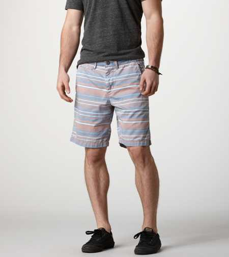 AE Prep Fit Patterned Short