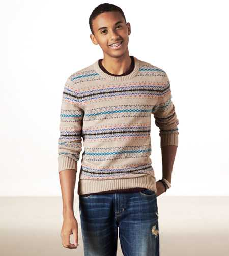 AE Fair Isle Sweater