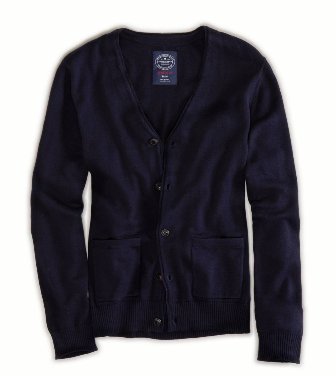 Navy AE Original Cardigan