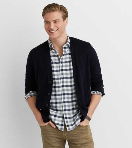 AEO Pocket Cardigan