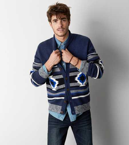 AEO Knit Cardigan - Buy One Get One 50% Off