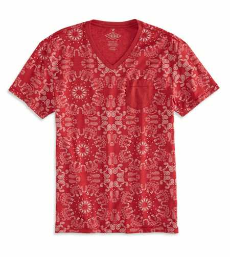 AE Vintage Bandana T-Shirt - Buy One Get One 50% Off