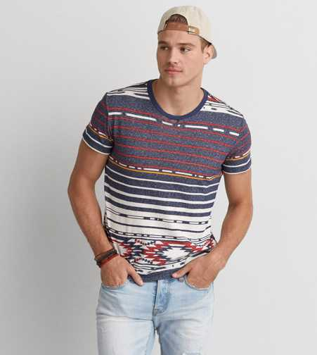 AEO Bleach Wash T-Shirt