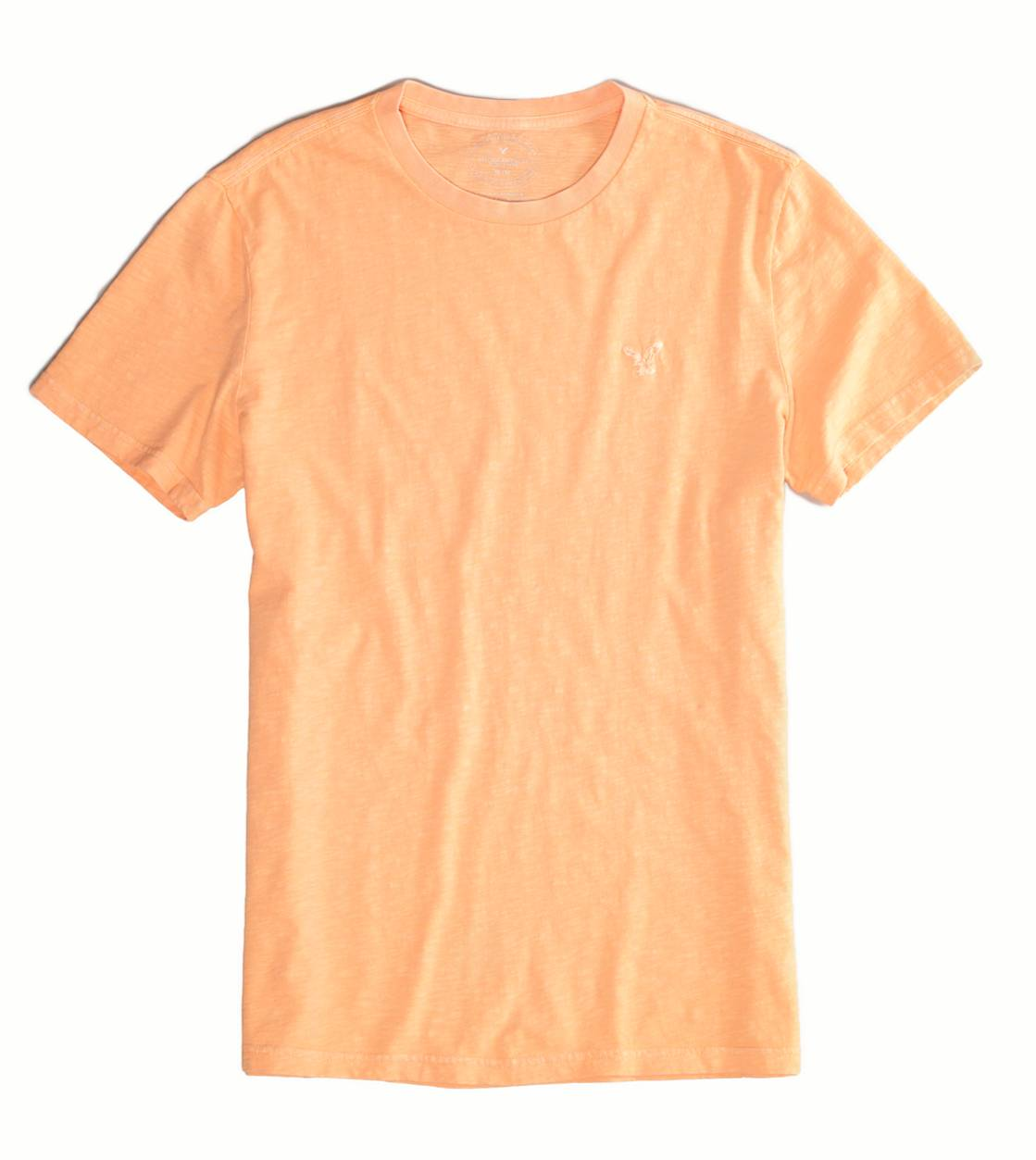 Orange Pop AE Legend Crew T-Shirt