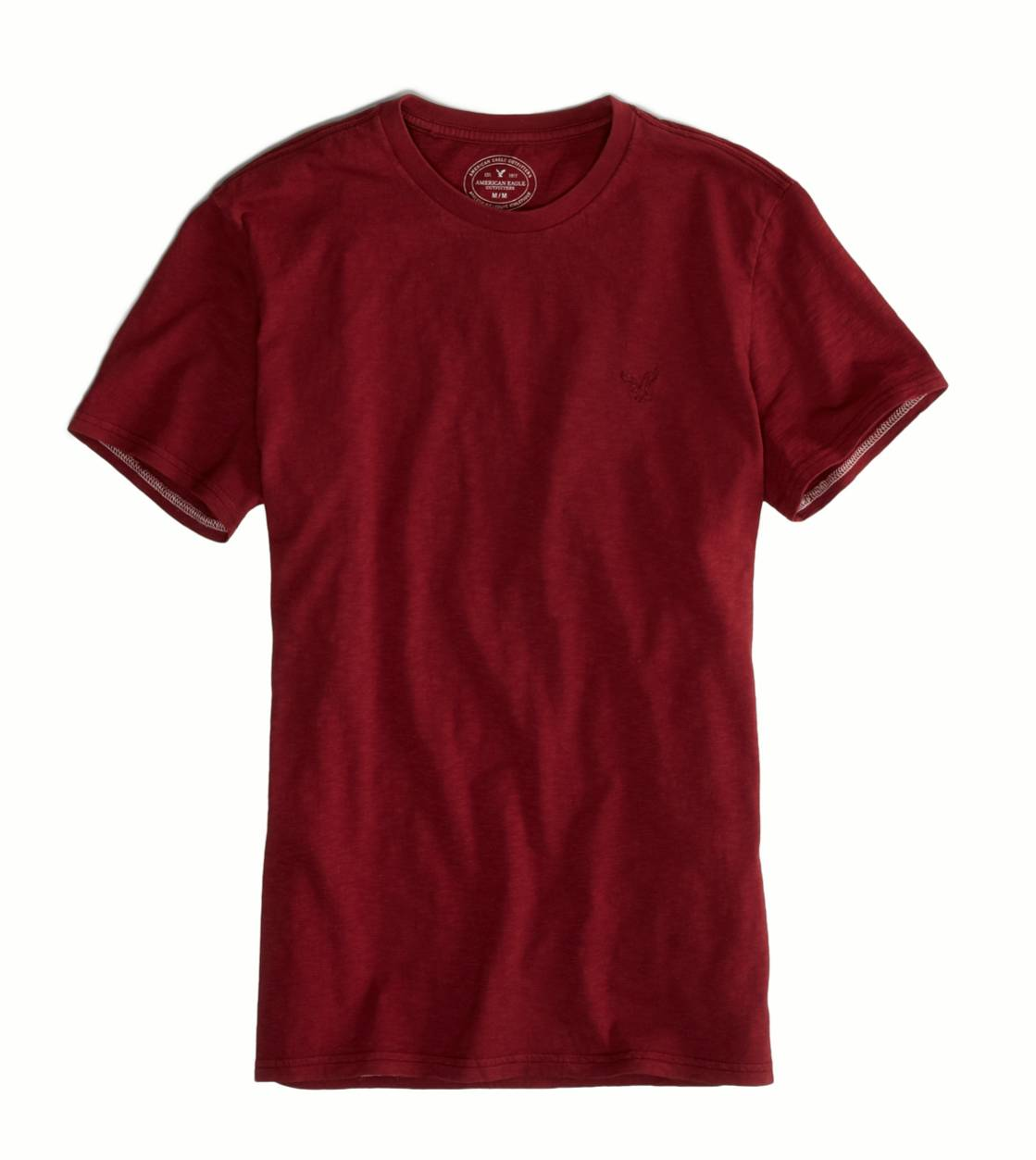 New Crimson AE Legend Crew T-Shirt