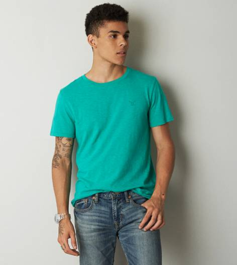 Emerald AEO Legend Crew T-Shirt