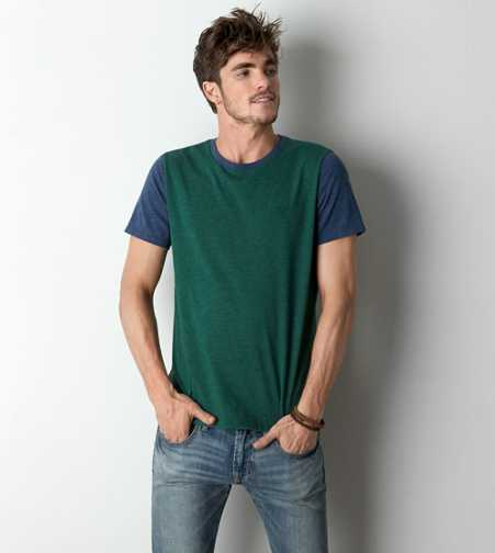 AEO Legend Crew T-Shirt - 2 or More $12.50 Each