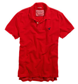 American Eagle Tall Men's Polo Shirts