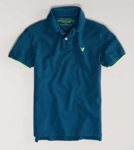 AE Tipped Polo
