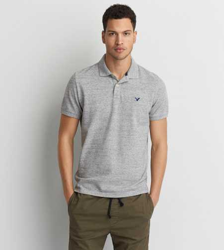 AEO Pique Polo  - Buy One Get One 50% Off